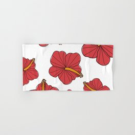 Once and flor-al Hand & Bath Towel