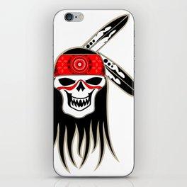 Skull Spirit iPhone Skin