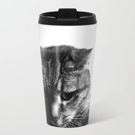 Staring Kat Travel Mug