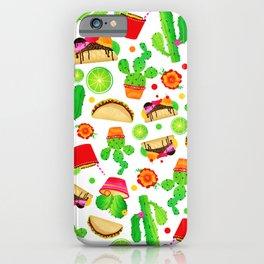 Fiesta Tacos iPhone Case