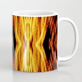 Flame Pattern Fire Astract Coffee Mug