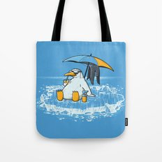 GLOBAL WARMING PROBLEM Tote Bag
