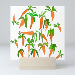 Carrots Mini Art Print