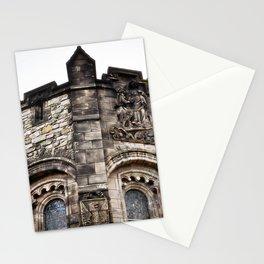 Edinburgh Castle Tower Stationery Cards