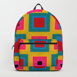 Waking In A Rainbow no.12 Backpack