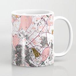 ROME Map Coffee Mug