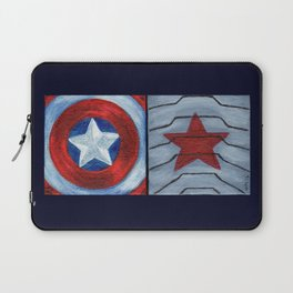 Captain Soldier Laptop Sleeve