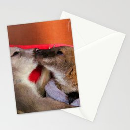 First Love  - Wallaby Babies Stationery Cards