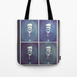 Edgar Allan Poe Horrible Sanity Tote Bag