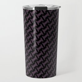 Dr. Who #11 tie pattern Travel Mug
