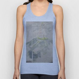 Lior in the Clouds  Unisex Tank Top