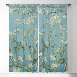 Van Gogh- Almond Blossom Blackout Curtain