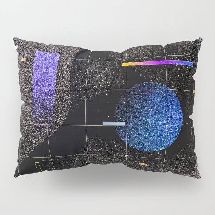 Cool Universe Pillow Sham