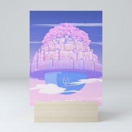 Castle in the Sky Mini Art Print