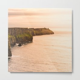 Cliffs Of Moher Metal Print