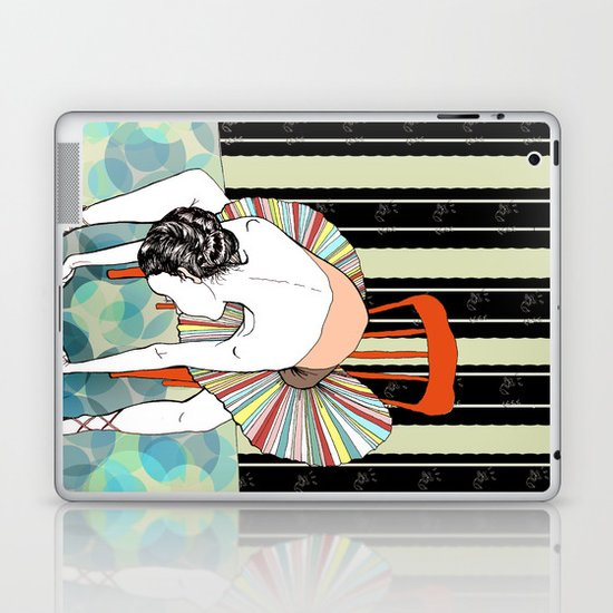 I'm So Tired Laptop & iPad Skin