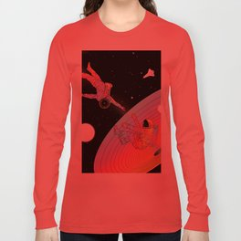 Coexistentiality 3 (An Anomaly to Another Reality) Long Sleeve T-shirt