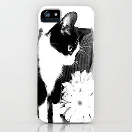 maxine. iPhone Case