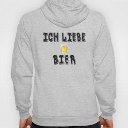 German Beer Drinking Hoody