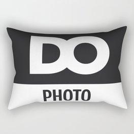 DO Photo Rectangular Pillow
