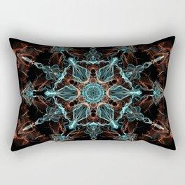 Substance of the Universe Mandala Rectangular Pillow