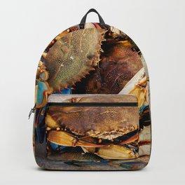 Blue Crabs Backpack