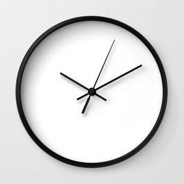 Iowa Native | Iowa State Wall Clock