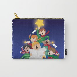 Children's Christmas Carry-All Pouch