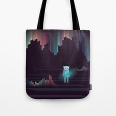 the adventure continues ! Tote Bag