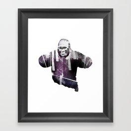 big animal Framed Art Print