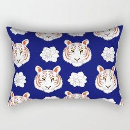 Auburn navy Rectangular Pillow