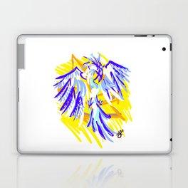 Blue Phoenix Laptop & iPad Skin