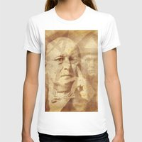 crowley T-shirts featuring Mr. Crowley by Rodrigo Grola