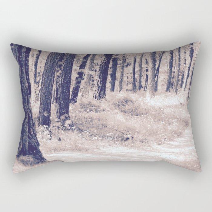 Forest Rectangular Pillow