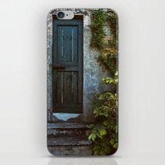 Secret Garden Door iPhone & iPod Skin