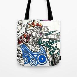 Profile Pic of Sarah Bernhardt Tote Bag