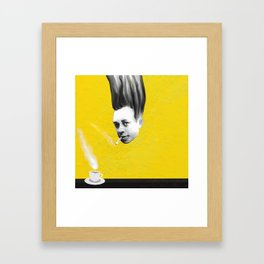 Albert Camus Framed Art Print