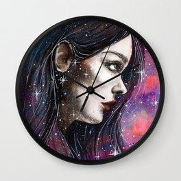 LUCES DEL NORTE Wall Clock