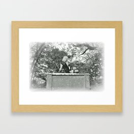 Lily in Arcadia (1) Framed Art Print
