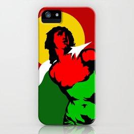 San Sebastian iPhone Case
