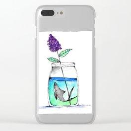 A Curious Jar Clear iPhone Case
