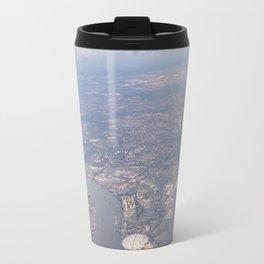 London From The Air Travel Mug
