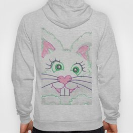 Funny Bunny Bed and Bath Hoody