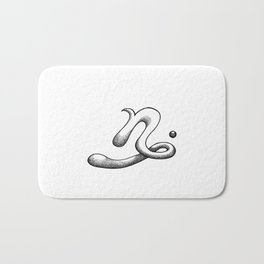 Capricorns Bath Mat