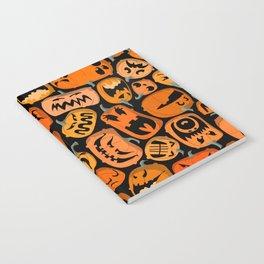 Pumpkin Brawl. Notebook