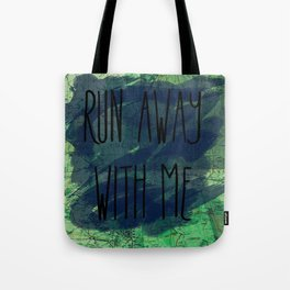 Right Now Tote Bag