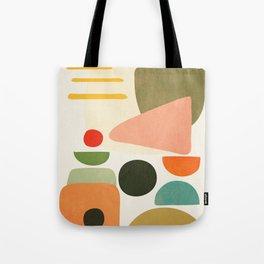 Modern Abstract Art 71 Tote Bag
