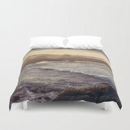 Cambria California Coastline Duvet Cover