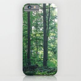 into the woods 12 iPhone Case