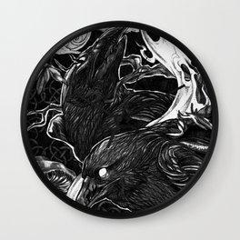 -Messengers- Wall Clock